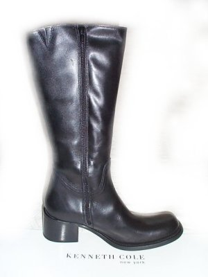 KENNETH COLE Knee High Boots - 6.5 / 7 / 7.5